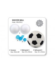 Jem Soccer Ball Set Of 4