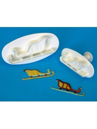 Pme Sleigh Plunger Cutter Set Of 2