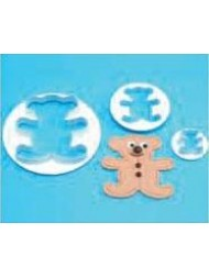 PME Teddy Bear Cutter (L)