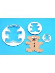 PME Teddy Bear Cutter (S)