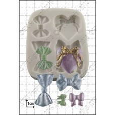 Bows' Silicone Mould